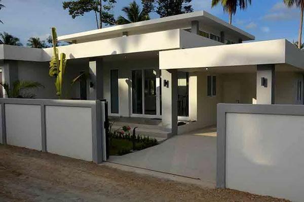 House for sale Pattaya Huay Yai showing the modern house style. House for sale Pattaya Huay Yai   House   Huay Yai   Five Star