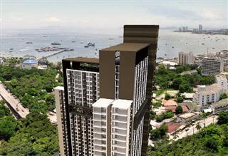 Condominium for sale UNIXX Pattaya Condominium South Pattaya, Pratumnak Hill