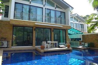 Holiday Pool Villa Rental Business for Sale Pattaya - Commercial - Na Kluea - Wong Amat Beach