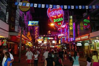 Commercial  For Sale  Pattaya Walking Street Commercial Walking Street