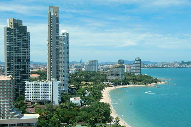 Condominium For Sale Northpoint Pattaya showing the beachfront condo