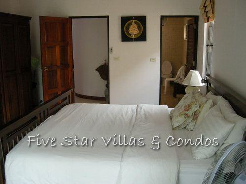 House for Sale Baan Amphur beach Pattaya showing the second bedroom