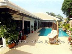 House for sale at Jomtien - House - Jomtien - Jomtien Park Villas