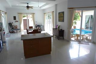 House For Sale East Pattaya looking from the kitchen