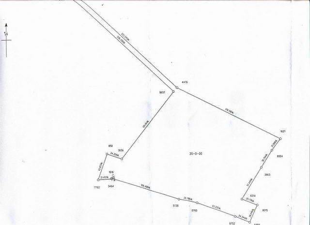 Land for sale in Nongpalai showing the plan
