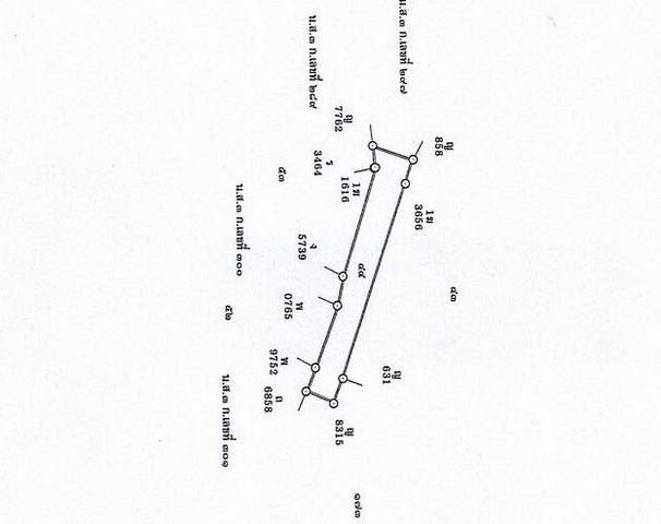 Land for sale in Nongpalai showing a plan