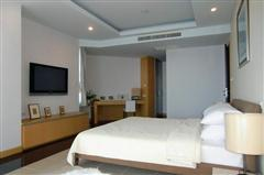 Condominium for sale in Na Jomtien showing bedroom area