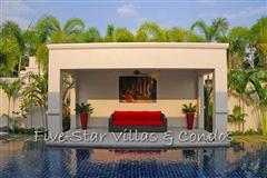 Pool villa for sale Pattaya The Vineyard Phase 2 House Mabprachan Lake
