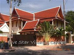 House for sale Pratumnak Pattaya showing the house