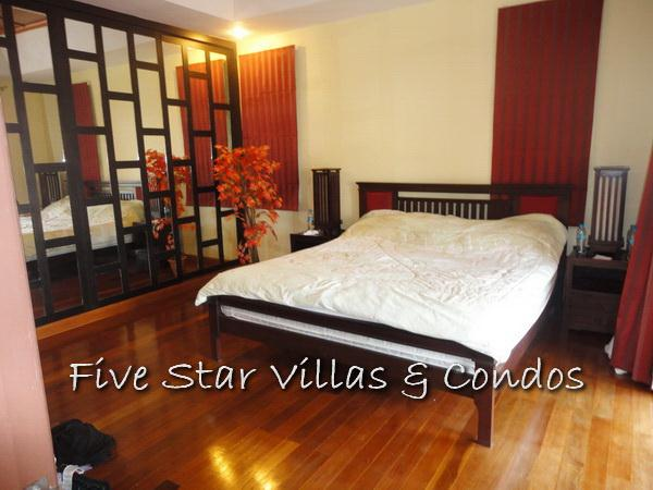 House for sale Pratumnak Pattaya showing the third bedroom