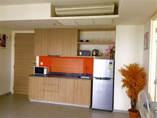 Condominium for sale at Zire Pattaya showing the kitchen