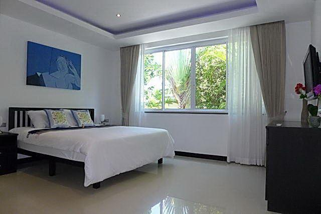 House for sale Pattaya The Vineyard Phase 1 showing the second bedroom