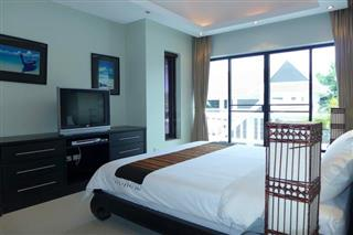 House for sale Na Jomtien showing the second bedroom