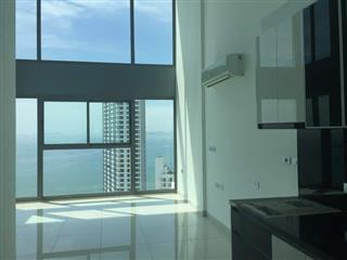 Condominium For Sale Naklua showing the living concept