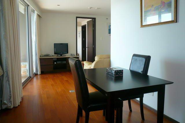 Condominium for sale in Pattaya showing the dining area