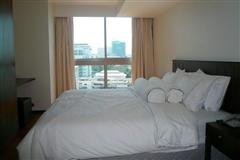 Condominium for sale in Pattaya showing the bedroom