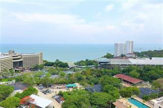Condominium for sale Pratumnak Hill Pattaya showing the views
