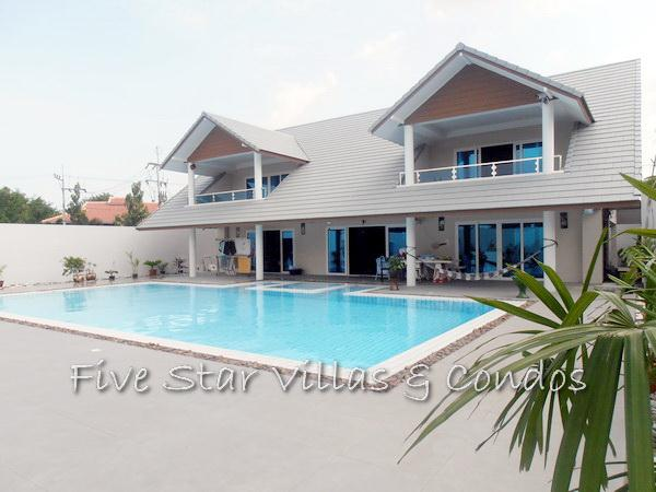House For Sale East Pattaya House Chak Nork Five Star Villas And Condos The Leaders In