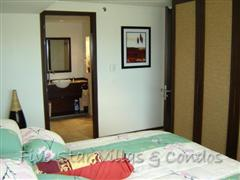 Condominium for sale in Pattaya at Northshore showing the bedroom
