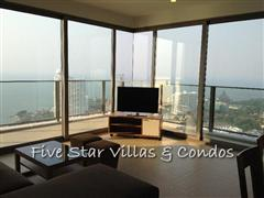 Condominium for rent at Wong Amat - Condominium - Na Kluea - Northpoint Condominium