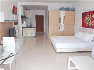 Condominium for sale Jomtien showing the studio suite