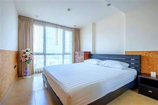 Condominium for sale Pratumnak Hill showing the bedroom