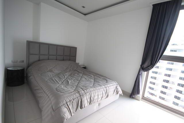 Condominium for sale Wong Amat showing the second bedroom
