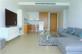 Condominium for sale Wong Amat showing the open plan concept