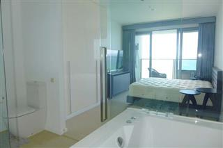 Condominium for sale Wong Amat looking from the bathroom