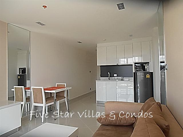 Awesome Condominium For Rent Pratumnak Hill Looking Towards The Kitchen