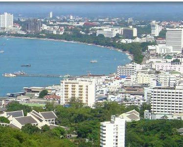 Pattaya projects move inland