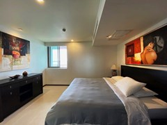 Condominium for rent in Northshore Pattaya Beach showing the second bedroom