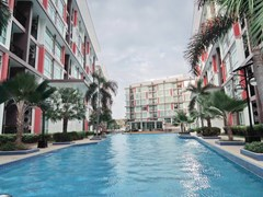 Condominium for rent East Pattaya - Condominium - Pattaya East - Siam Country Club Road area