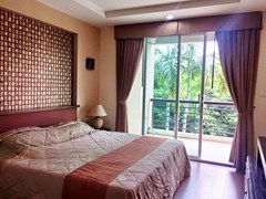 Condominium for sale Pattaya showing the second bedroom