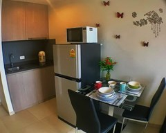 Condominium for sale UNIXX South Pattaya showing the dining and kitchen