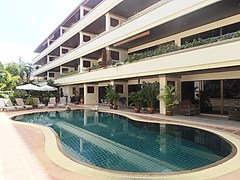 Condominium for sale Pratumnak Hill Pattaya - Condominium - Pratumnak Hill - Dong Tarn Beach