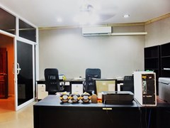 Golf Resort for sale Pattaya area showing the office
