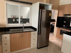 House for sale East Pattaya showing the kitchen and utility area