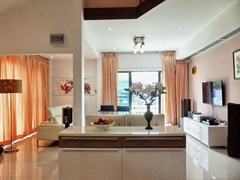 House for Sale East Pattaya showing the living room