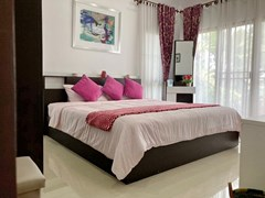 House for sale Pattaya showing the second bedroom