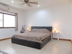House for rent Huay Yai Pattaya showing the second bedroom