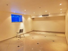 House For rent Jomtien Park Villas Pattaya showing the basement room