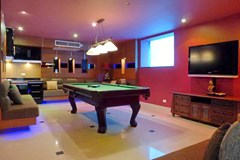 House for rent Jomtien showing the basement room