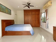 House for rent Jomtien showing the second bedroom