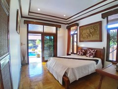 House for rent Mabprachan Pattaya showing the third bedroom