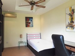 House for rent Pattaya at Siam Royal View showing the third bedroom