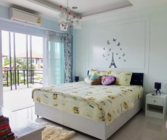 House for rent South Pattaya showing the third bedroom