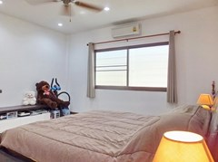 House For Sale Huay Yai Pattaya showing the third bedroom with furniture