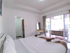 House for sale Jomtien showing the fourth bedroom suite