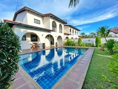 House for sale Pattaya Mabprachan - House - Pattaya East - Lake Mabprachan